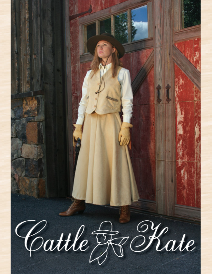 Western Clothing Catalog Request. Our new catalog is under construction! We are taking orders for them now and receive a $5 credit on your first purchase. Request a Cattle Kate Catalog. Interested in receiving a Cattle Kate western wear catalog? Please click the 'Get a Catalog' link below. Some items from Cattle Kate are only available online.