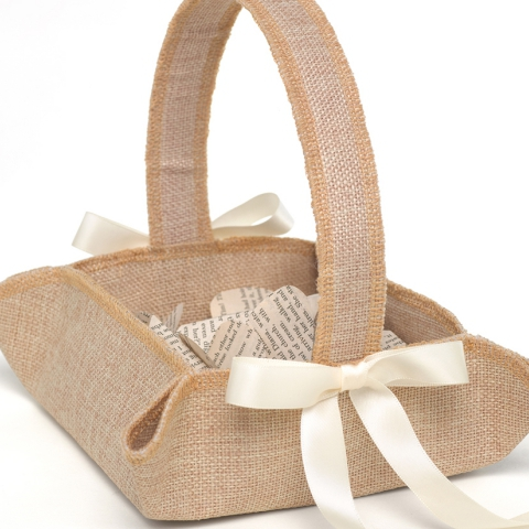 Rustic Country Basket