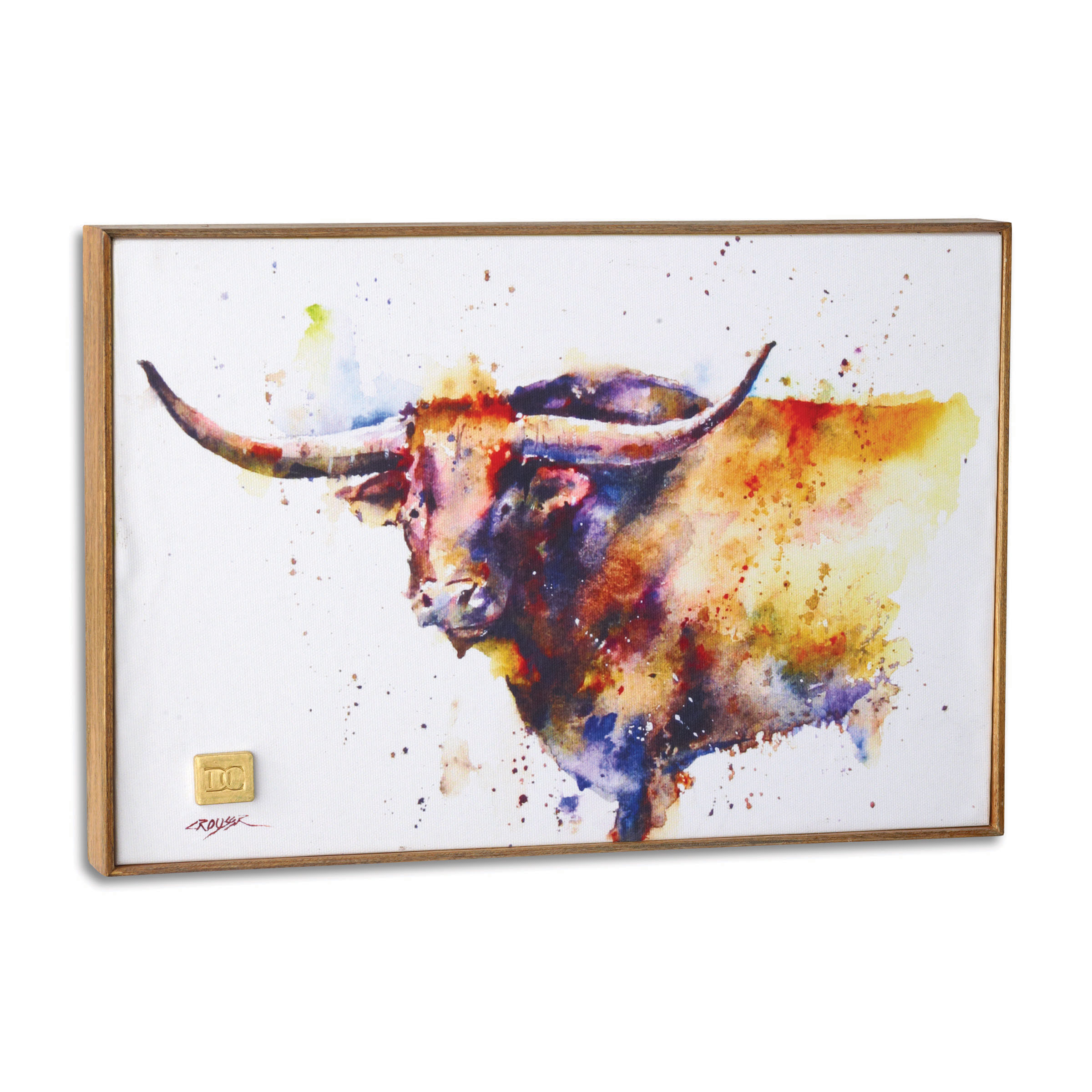 Longhorn Wall Art