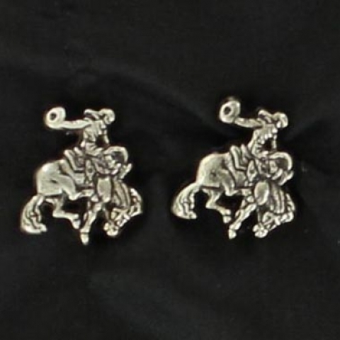 Saddle Bronc Earrings