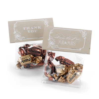 Western Wedding Party Favors Cattle Kate