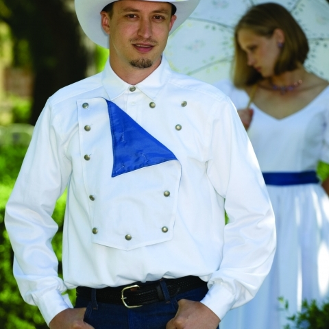 Men's Eestern Wedding shirt