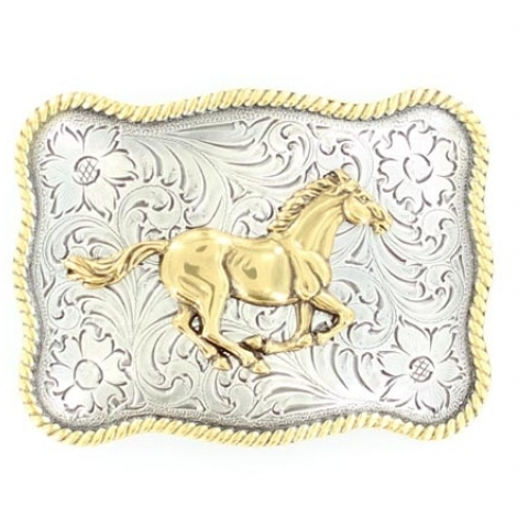Western Horse Buckle