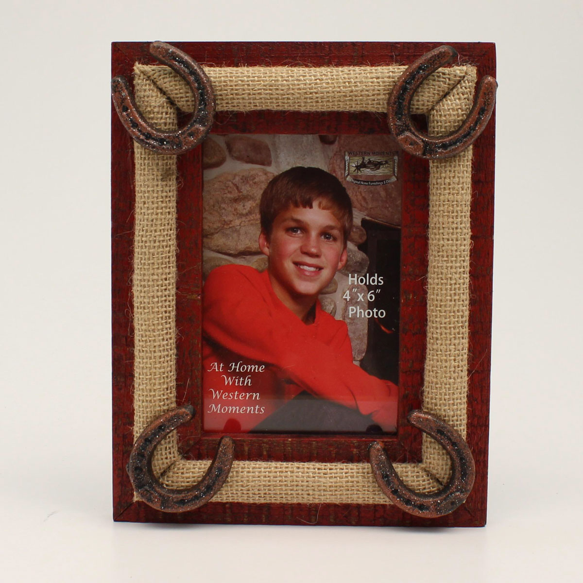 Horseshoe Picture Frame