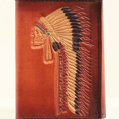 indian chief wallet