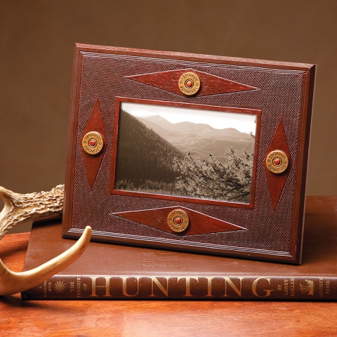 Shotgun Shell Picture Frame
