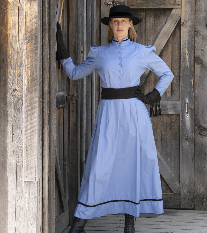 1800'S WESTERN CLOTHING