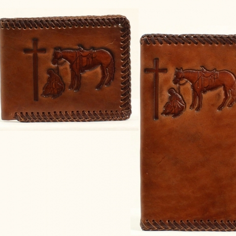 COWBOY PRAYER WALLET