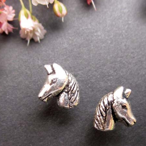 Horsehead Earrings