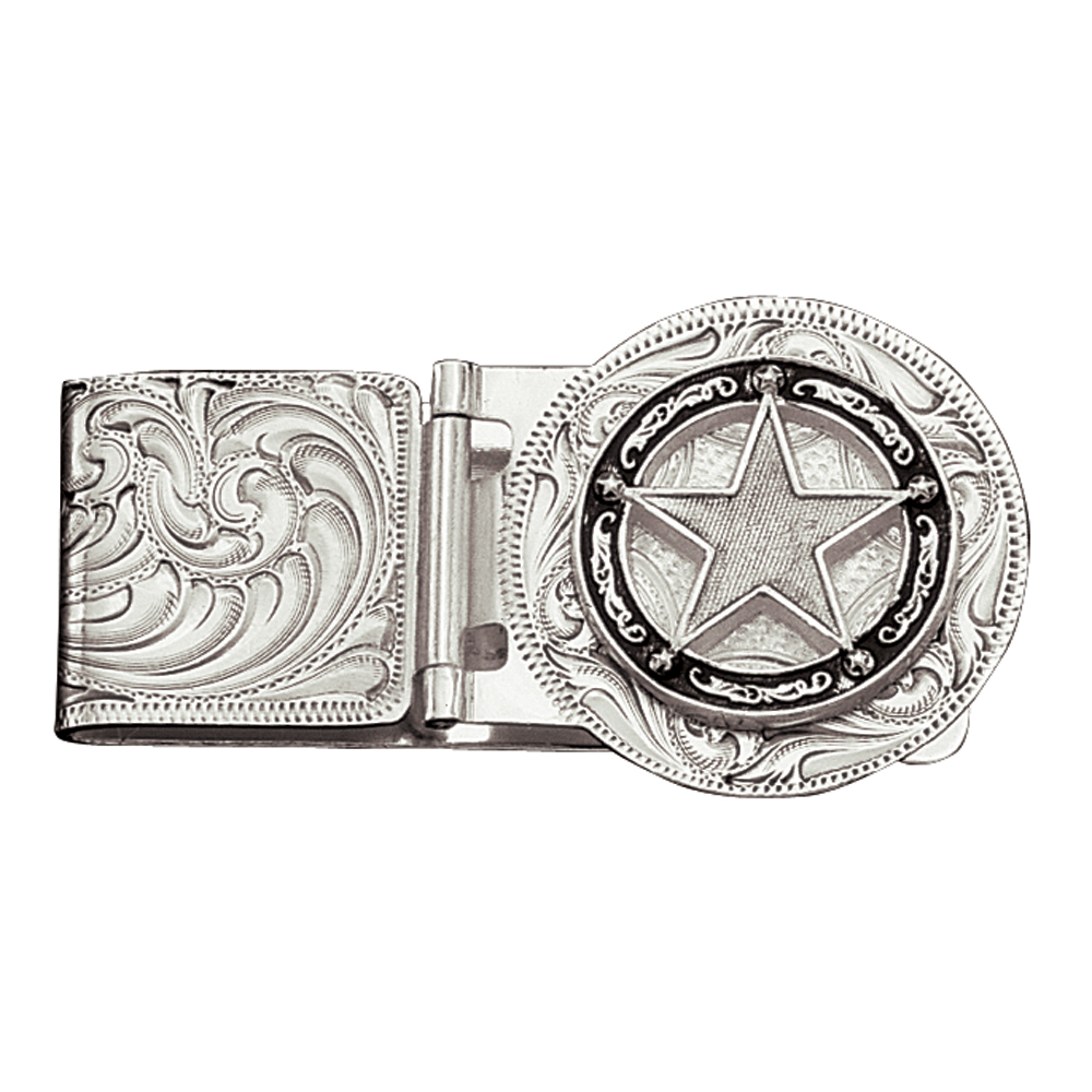 western money clip