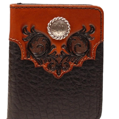 Overlay Concho Wallet