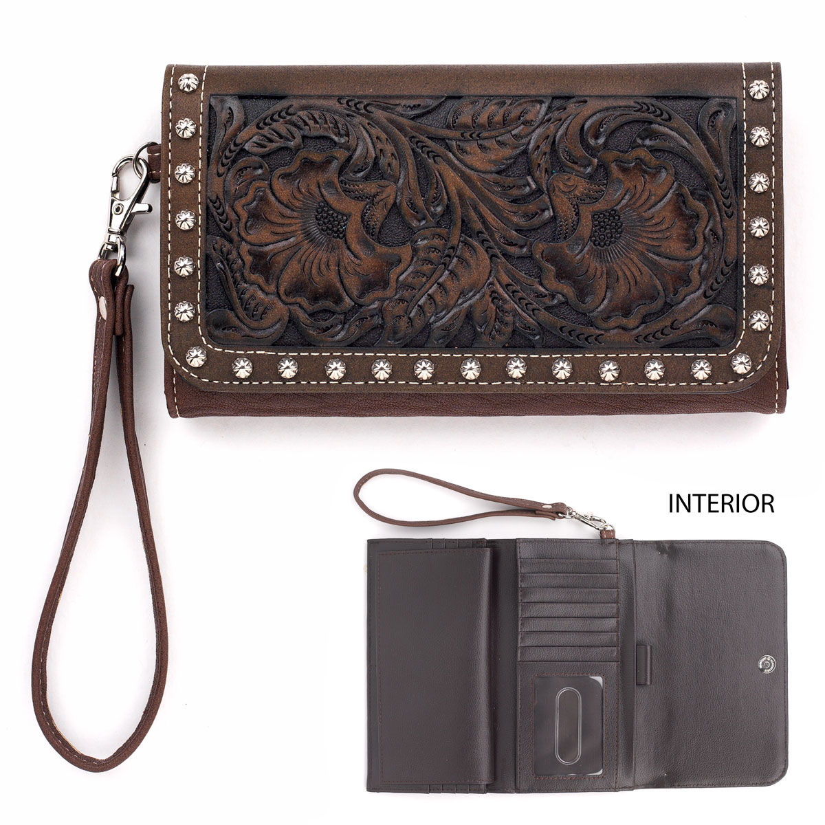 LADIES WESTERN WALLET
