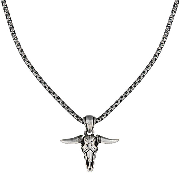 Men's Longhorn Necklace