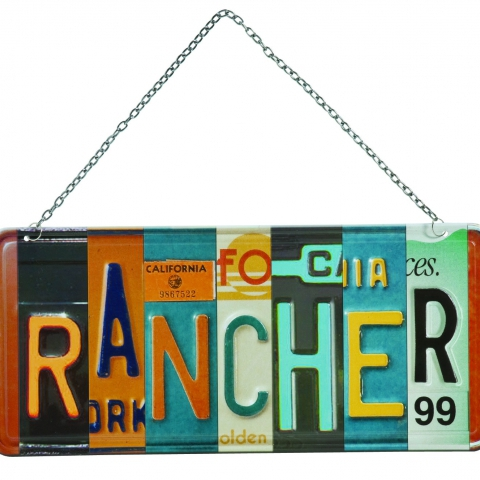 Creative License- Rancher