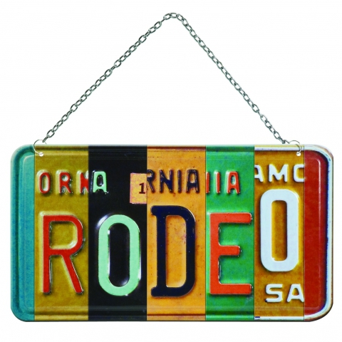 Creative License- Rodeo