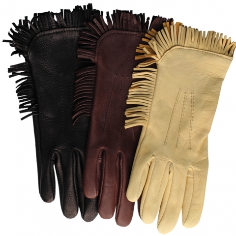 Ladies Cowgirl Gloves
