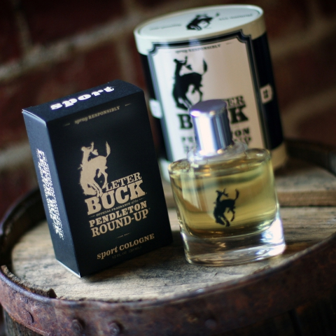 Let'er Buck Sport Cologne