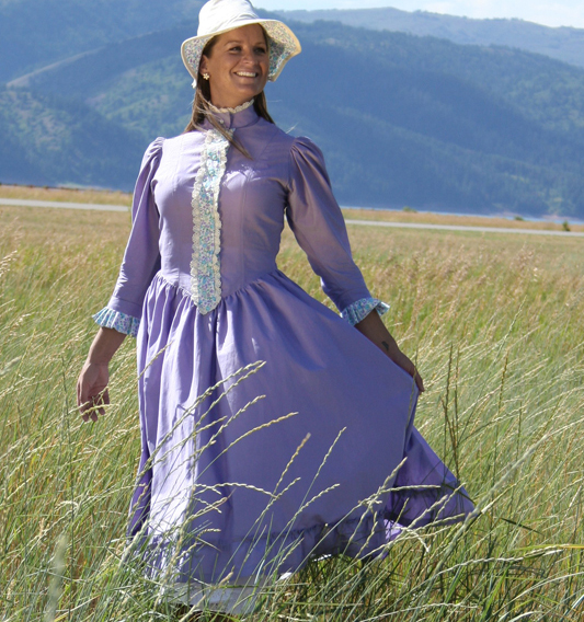 OLD WEST DRESS