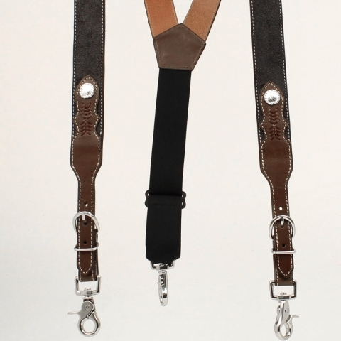 TWO-TONE SUSPENDERS