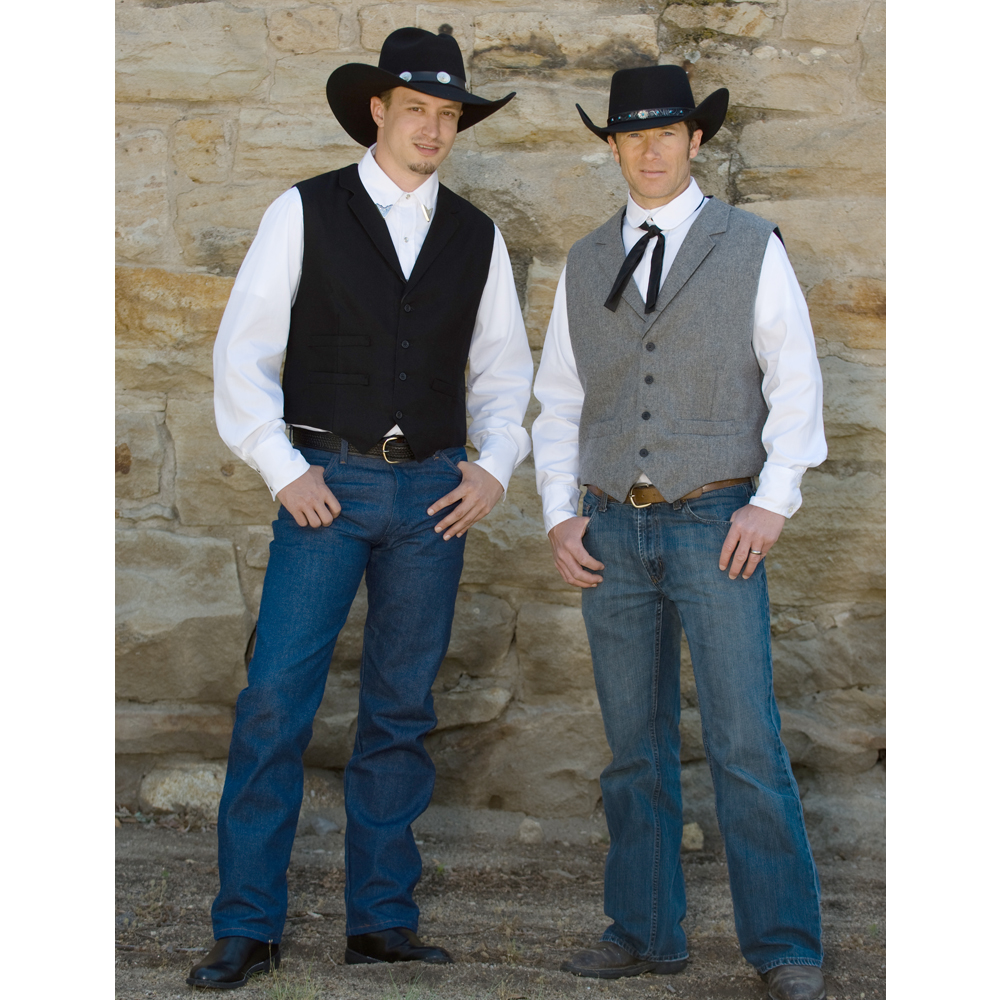 Western Wedding Attire