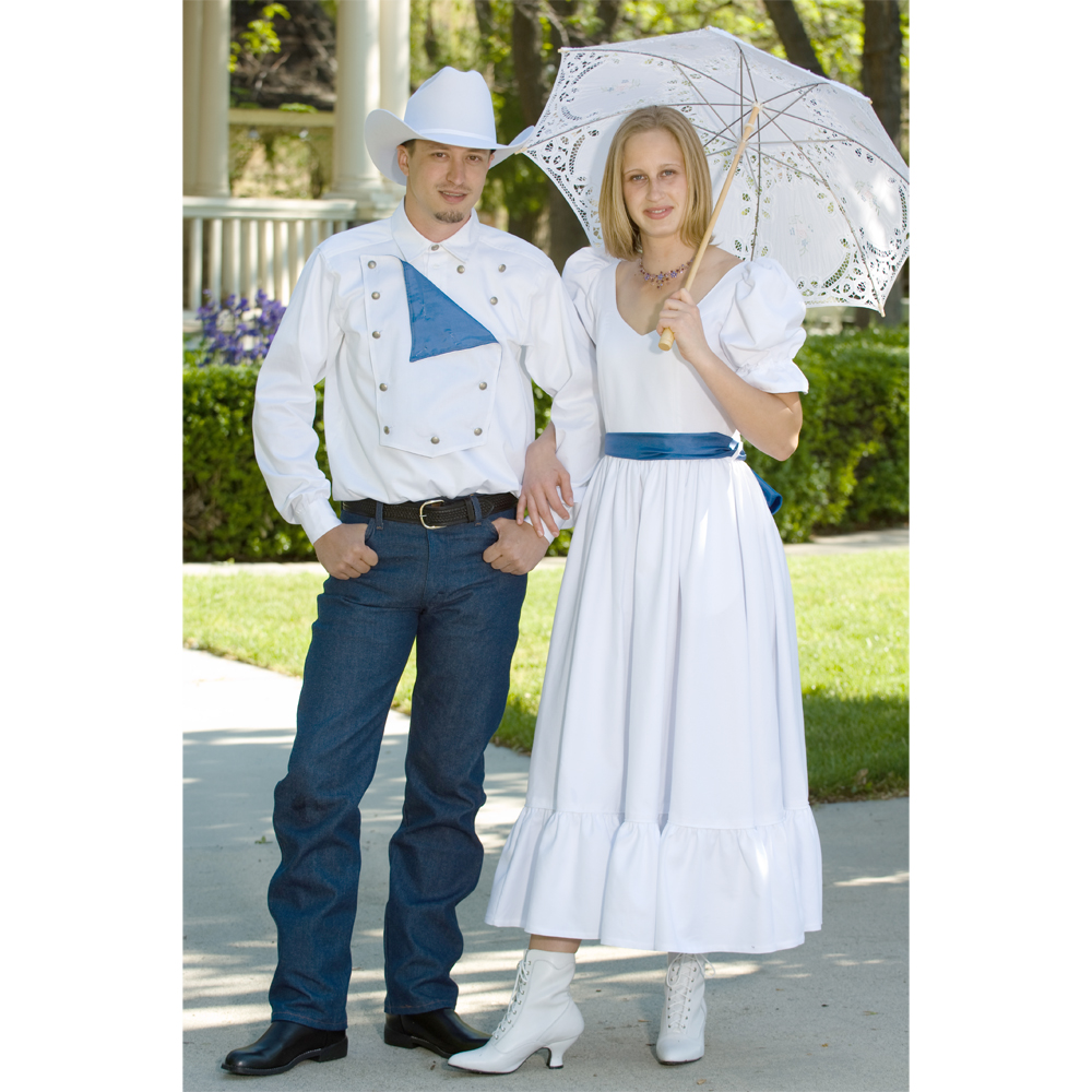 Wedding Barn Dancer Dress