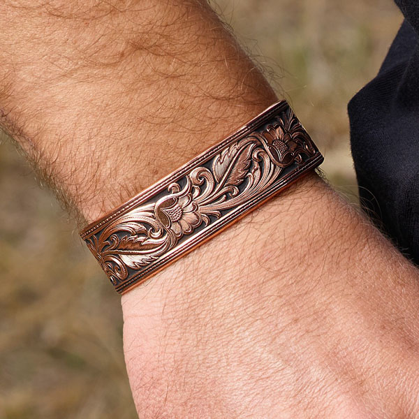 Western Jewelry For Men Cattle Kate
