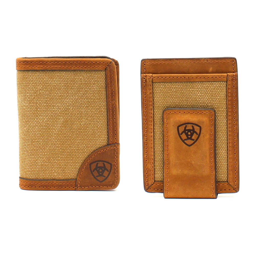 CANVAS ARIAT WALLET