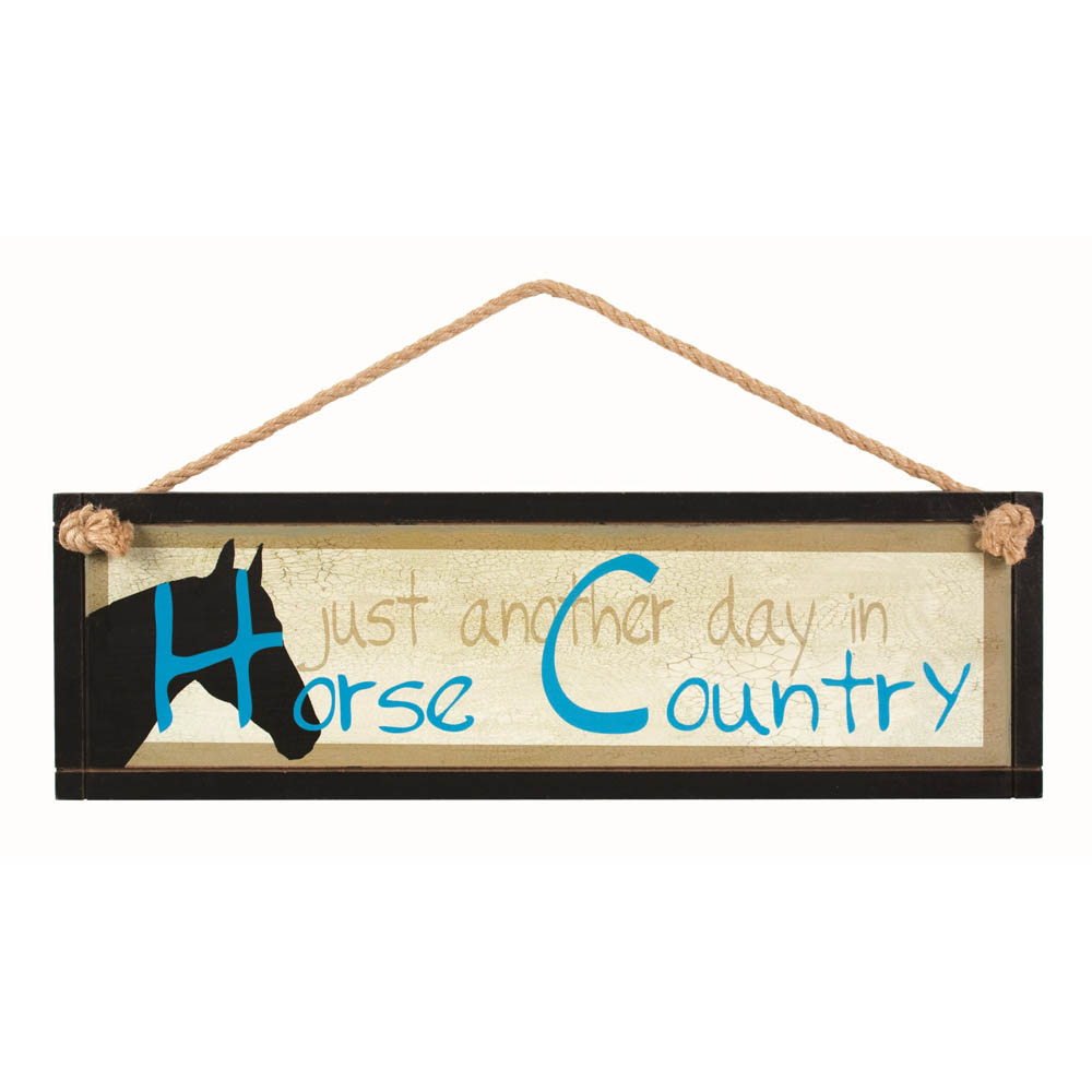 Horse Country Sign