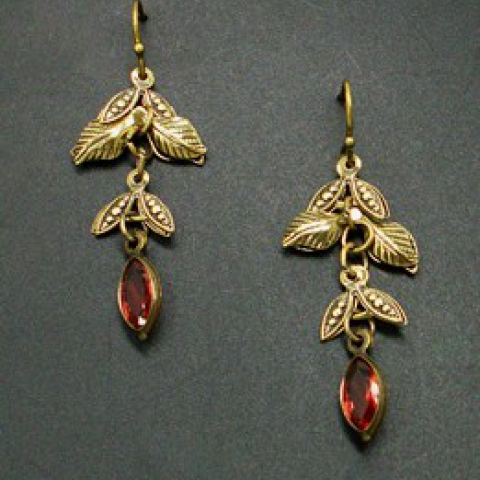 Fall Beauty Earrings