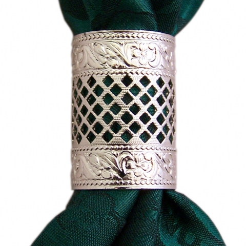Filigree Scarf Slide
