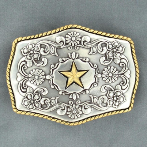 Golden Star Buckle