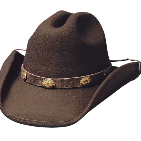 Hop-A-Long Cowboy Hat