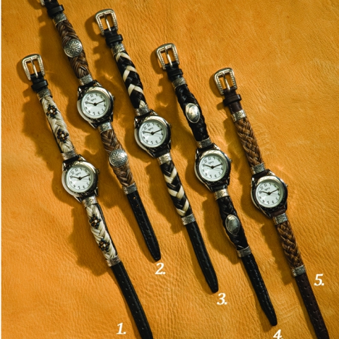Horsehair Watches