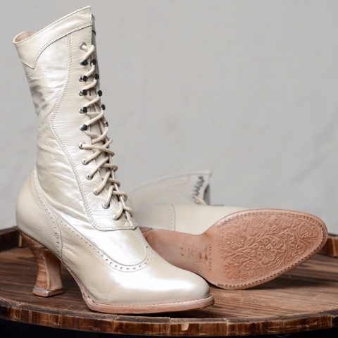 Old West Wedding Boot