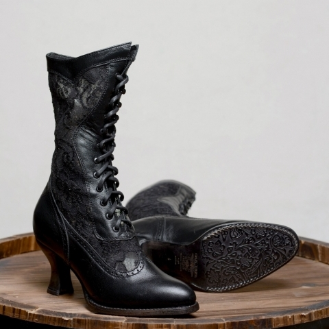 Western Lace Boot