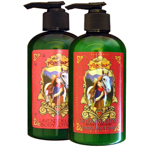 Rodeo Body Lotion
