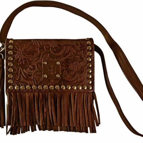 Miss Kitty Purse Brown
