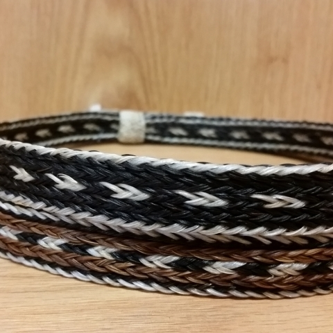 horsehair hat band