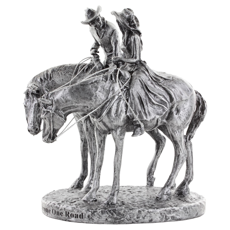 Two Trails Western Cake Topper - Cattle Kate