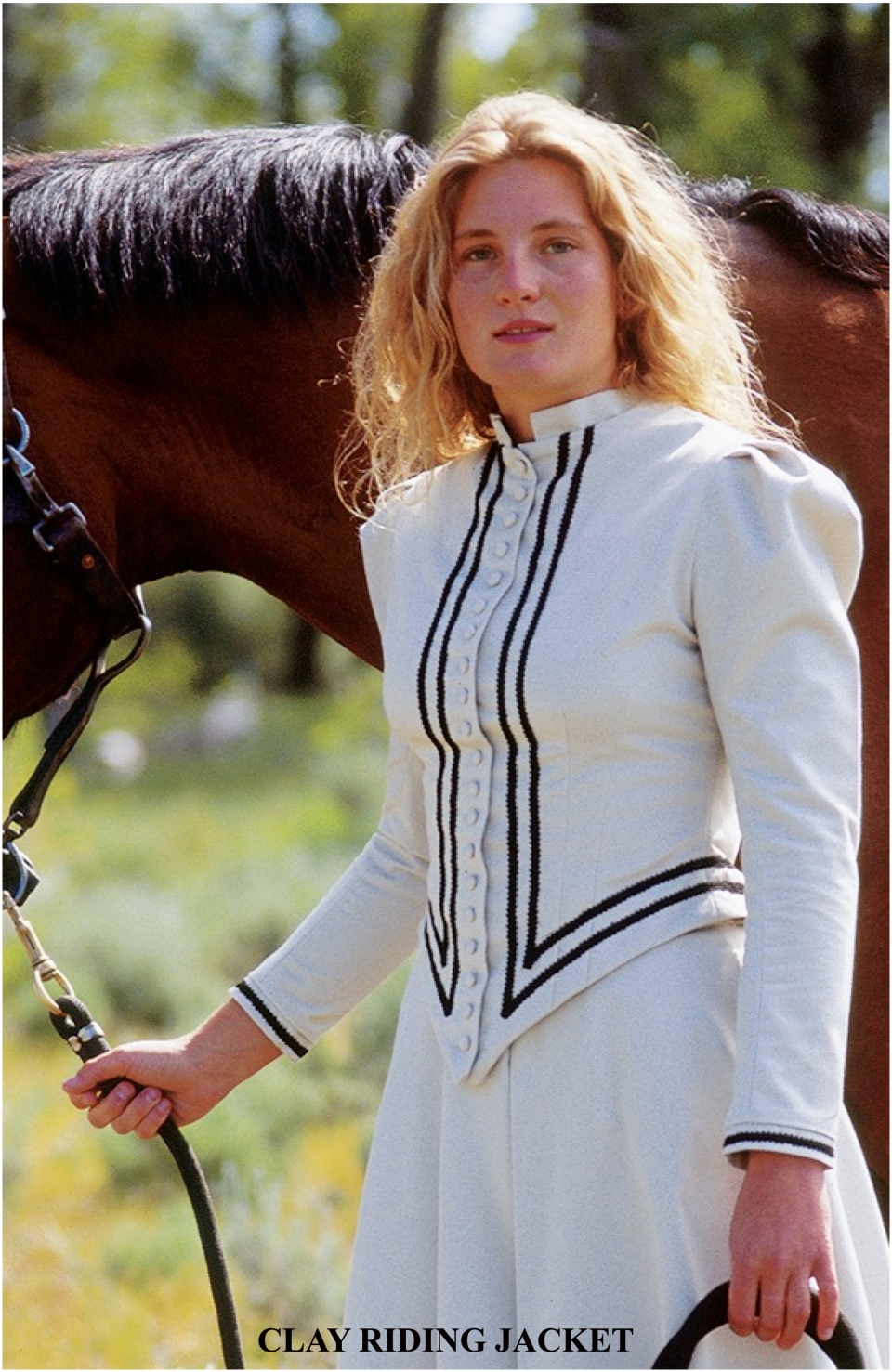 Western Riding Jacket Sale Cattle Kate