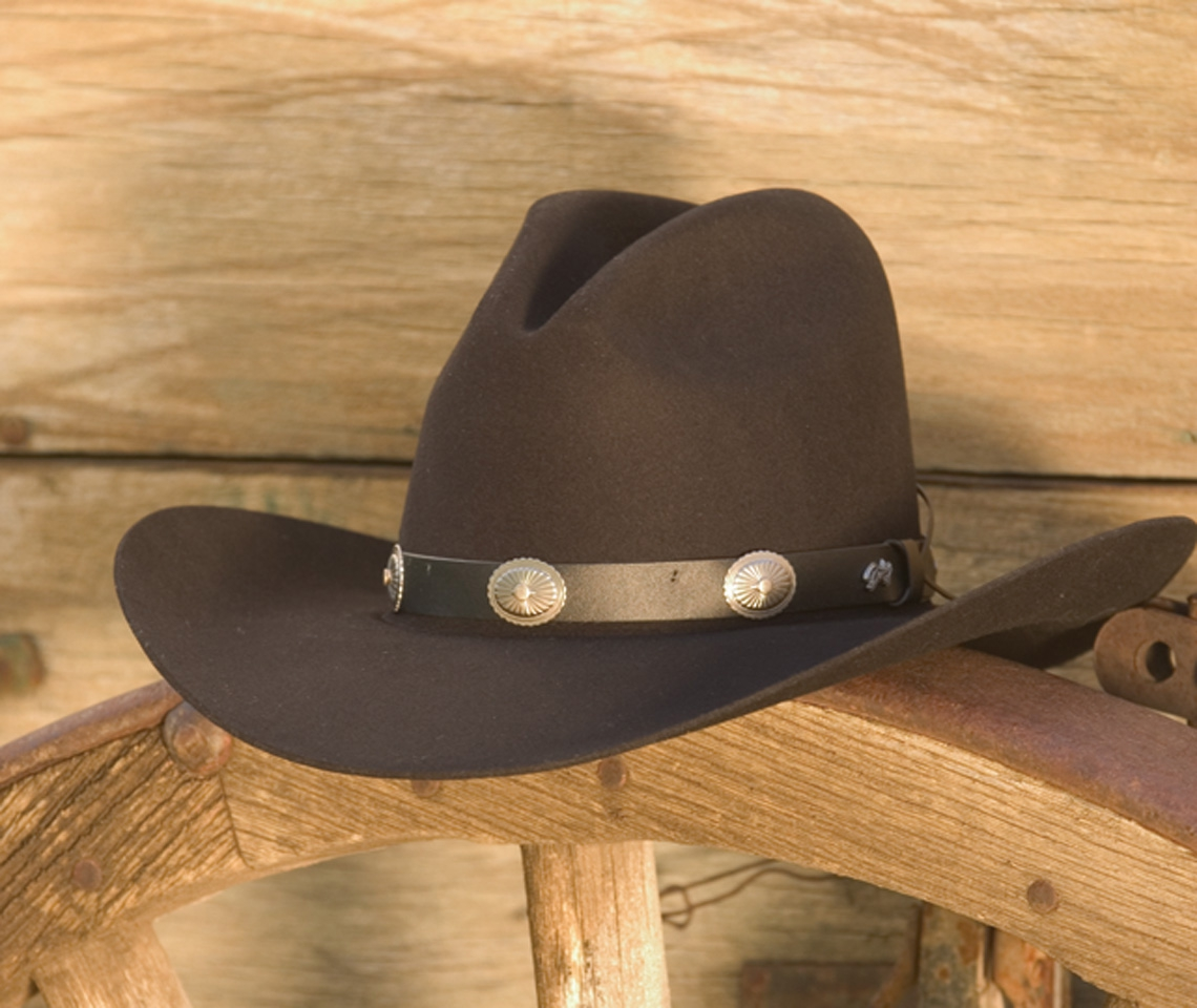 Tombstone Hat Cattle Kate
